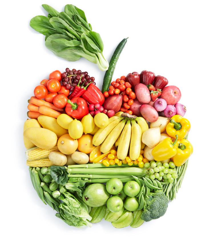 gezond dieet bij zwangerschap